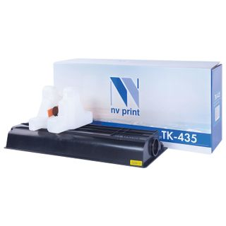 Toner cartridge NV PRINT (NV-TK-435) for KYOCERA TASKalfa 180/220, yield 15000 pages.