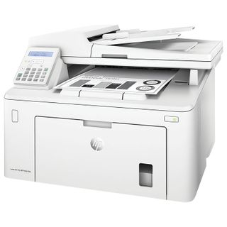 MFP HP LaserJet Pro M227fdn (printer, scanner, copier, fax), A4, 28 ppm, 30,000 ppm, DUPLEX, network card
