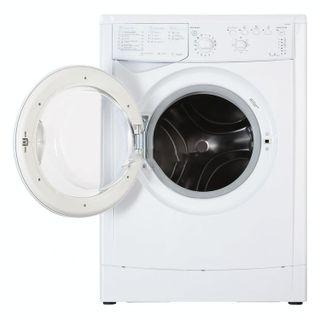 INDESIT IWSB5085 washing machine, 800 rpm, 5 kg, front loading, 13 programs, 60 x40 x85 cm, white
