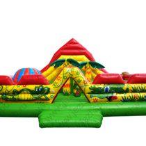"Inflatable trampoline ""Volcano"""