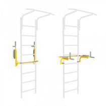 Folding parallel bars, ROMANA