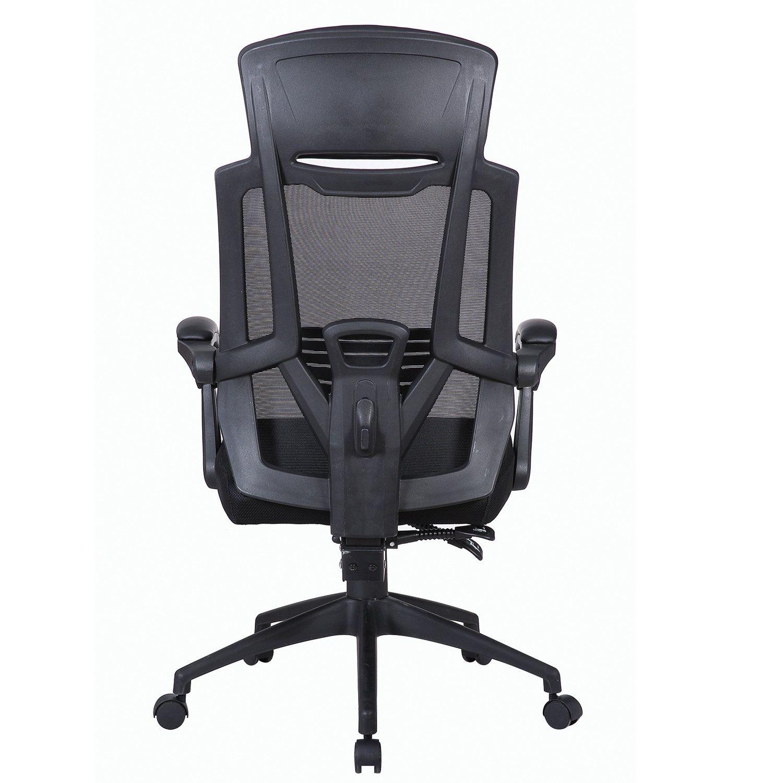 """BRABIX """"Nexus ER-401"""" office chair, headrest, black"""
