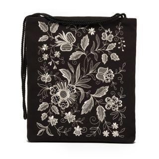 """Bag """"Silver Bouquet"""""""