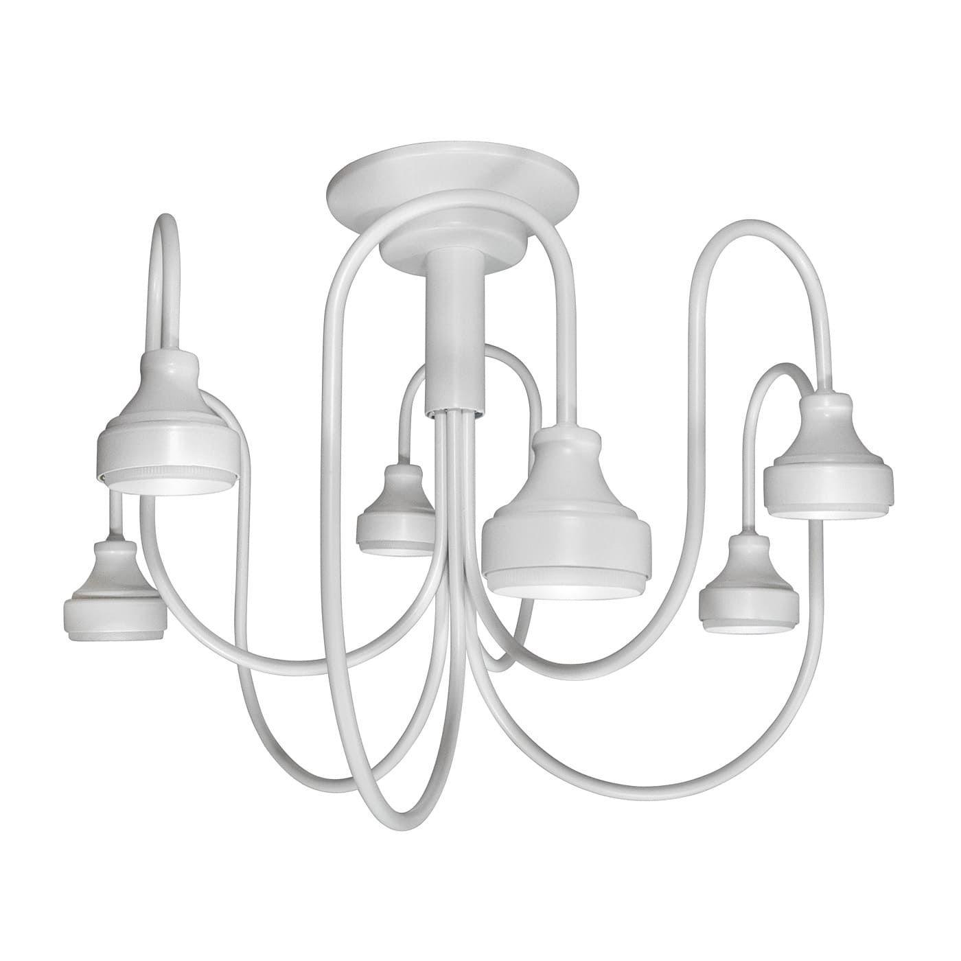 PETRASVET / Ceiling chandelier S2398-6, 6xGX53