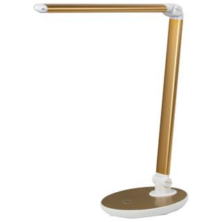 SONNEN / Table lamp PH-3609, on a stand, LED, 9 W, aluminum, golden