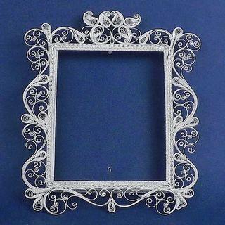 Kazakovskaya Filigree / Frame