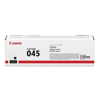 Laser cartridge CANON (045BK) MF635 / 633/631 / LBP 611/613, black, resource 1400 pages, original