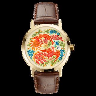 """Palekh watch """"Firebird №36"""