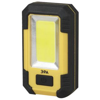 ERA / LED Flashlight RA-801, COB-LED, working, magnet, hook, rechargeable (USB cable included)