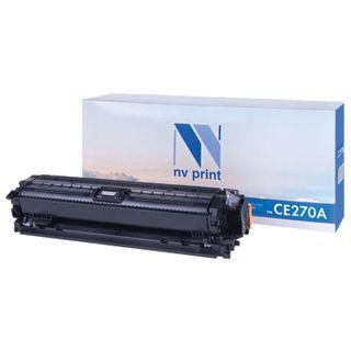 Toner Cartridge NV PRINT (NV-CE270A) for HP CP5525dn / CP5525n / M750dn / M750n, black, yield 13,500 pages