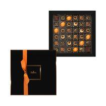 Jelly glazed marmalade in dark chocolate 'with cherry, 105g