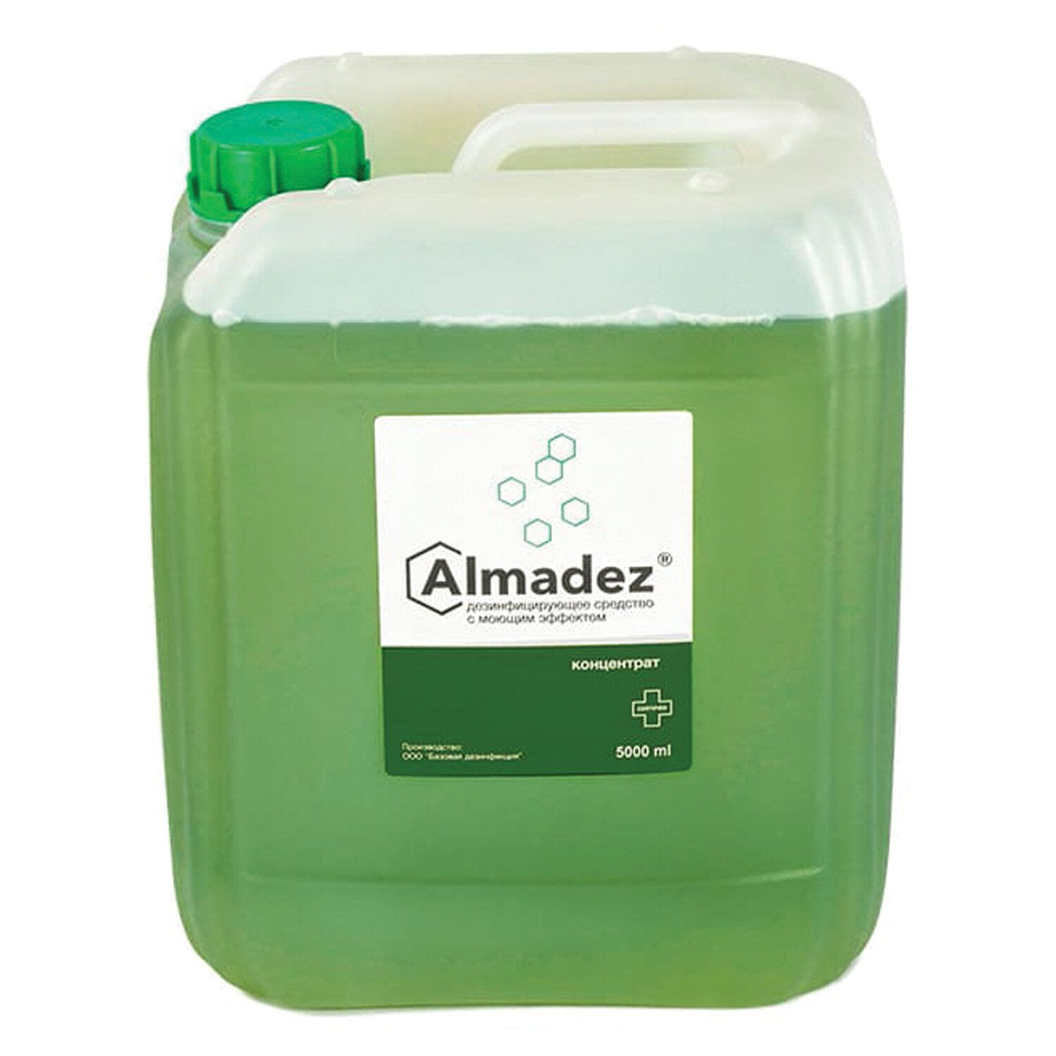 ALMADEZ / Disinfectant with washing effect, concentrate, 5 l