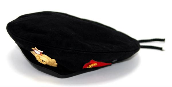 Matryoshka Factory / Marines Beret Black