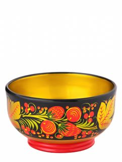 Khokhloma painting / Cup 70x130 mm