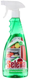 Selena for washing refrigerators, antibacterial with sprayer 500 ml.