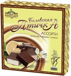"Sweets ""Belevskaya bird"" assorted, 300 g"
