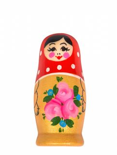 The doll is a magnet 70x35 mm