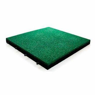 Rubber tile 40mm