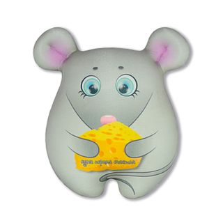 "Anti-stress toy ""Cheese Happiness"" small(2)"