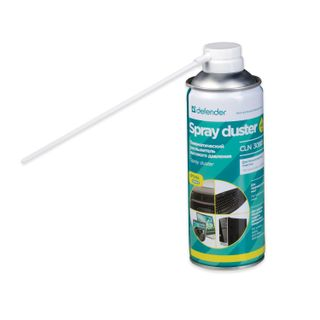 DEFENDER / Compressed air cylinder CLN30805 for cleaning equipment, 400 ml