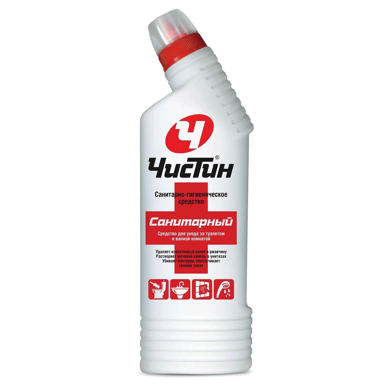 """Cleaner CHISTIN """"Sanitary"""" 750 g"""
