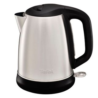 Kettle TEFAL KI270D30, 1.7 litres, 2400 w, closed heating element, stainless steel, silver