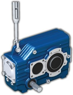 CYLINDRICAL GEARBOX PT