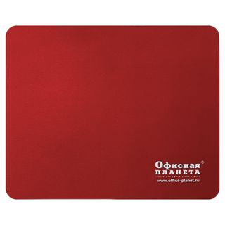 OFFICE PLANET / Mouse pad rubber + fabric, 220x180x3 mm