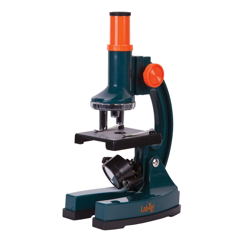 LEVENHUK / LabZZ M2 children's microscope, 100-900x, monocular, 3 lenses