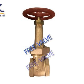 Bronze Thread gate valve