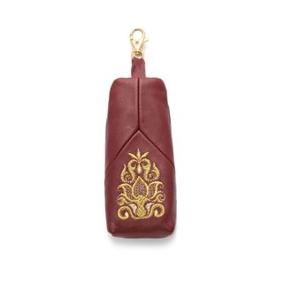 """Leather Key Holder """"Lily"""""""