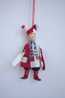Parsley in the hood. Doll gift