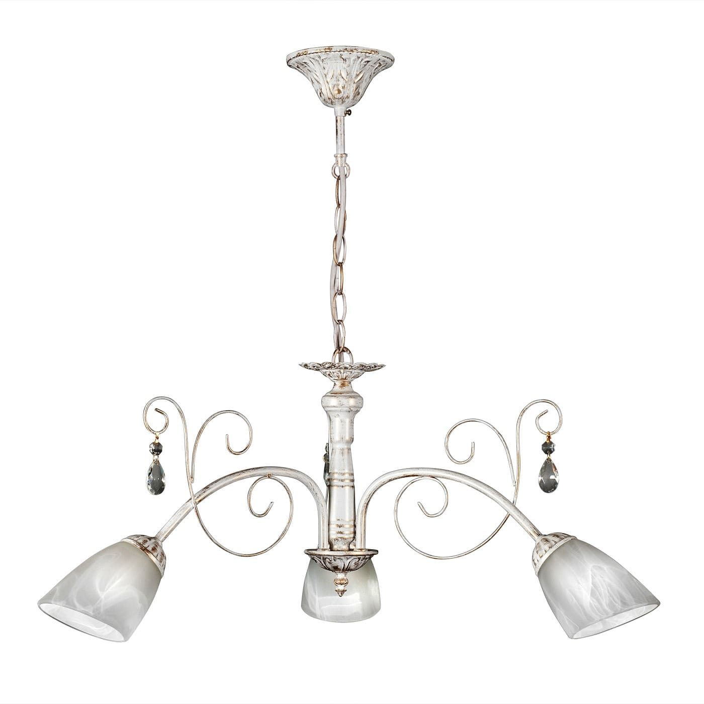 PETRASVET / Pendant chandelier S2020-3, 3xE14 max. 60W