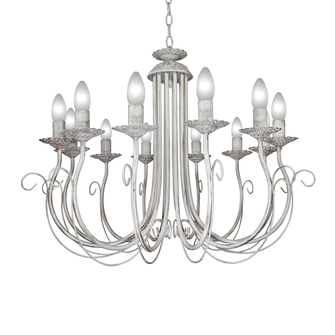 PETRASVET / Pendant chandelier S1166-12, 12xE14 max. 60W