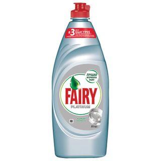 Dishwashing 650 ml FAIRY (Fairy) Platinum,
