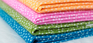Calico, 100% cotton fabric