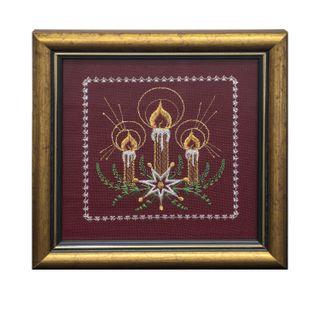 Torzhok gold seamstresses / Panel