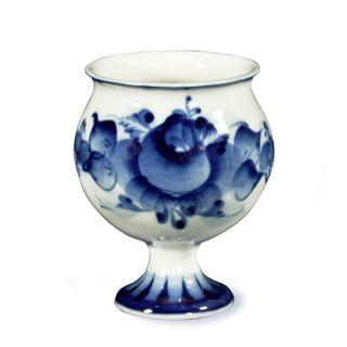 Glass Meeting 2nd grade, Gzhel Porcelain factory