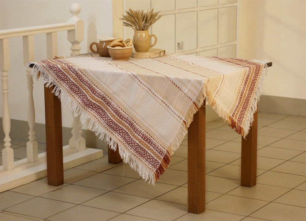 Tablecloth, 116x116
