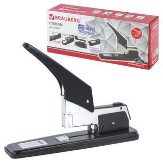 POWERFUL stapler No. 24/6-23/24 metal BRAUBERG