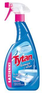 Liquid for cleaning bathrooms, Stone and Rust Titanium (spray) (500 g)