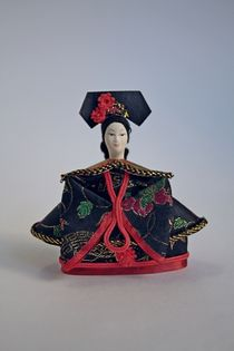 Empress (box). China.