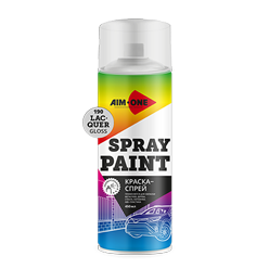 Paints and primers, aerosol