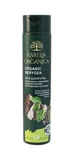 BIO-BALM FOR HAIR ORGANIC BERYOZA Intensive strengthening and restoration for damaged hair Other bio-balsams of the series: ORGANIC MOROSHKA energy and strength for all types of hair; ORGANIC OBLEPIKHA deep recovery and nutrition; ORGANIC REPEYNIK against