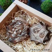 Set of souvenir soap - Airborne Forces