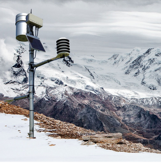 Automated information system (AIS) weather monitoring