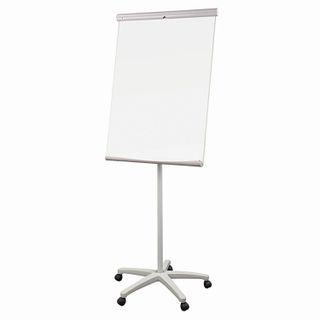 Whiteboard-flipchart magnetic marker (70x100 cm), mobile, ECO,