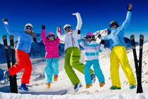 Mountain-skiing tours: Krasnaya Polyana