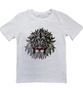Children's t-shirt with special effects LION