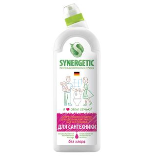 1 litre SYNERGETIC, biodegradable, gel